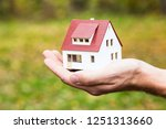 home for you   Shutterstock . vector #1251313660