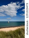 Rattray Head Lighthouse In The...