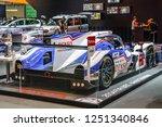 frankfurt   sept 2015  toyota... | Shutterstock . vector #1251340846