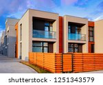 Apartment residential townhouse ...