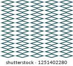 seamless vector pattern in... | Shutterstock .eps vector #1251402280
