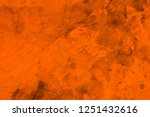 old orange wall background | Shutterstock . vector #1251432616