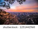 copper canyon   mexico  | Shutterstock . vector #1251442960