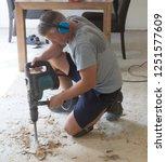 construction concept  ...   Shutterstock . vector #1251577609
