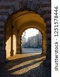 gdansk  poland  october 14 ... | Shutterstock . vector #1251578446