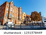 gdansk  poland  october 14 ... | Shutterstock . vector #1251578449