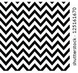 modern zig zag pattern.... | Shutterstock . vector #125161670