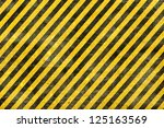 grunge background  yellow and... | Shutterstock . vector #125163569
