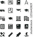 solid black vector icon set  ...   Shutterstock .eps vector #1251642829