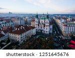 looking the wonderful prague | Shutterstock . vector #1251645676