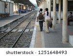 bangsue train station  bangkok... | Shutterstock . vector #1251648493