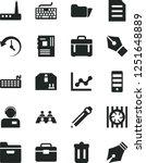solid black vector icon set  ... | Shutterstock .eps vector #1251648889