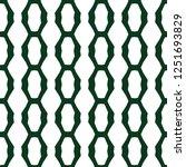 seamless geometric ornamental... | Shutterstock .eps vector #1251693829
