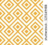 modern lozenge shaped geometric ... | Shutterstock . vector #125169488