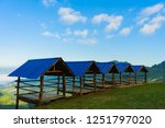 relax point on the road for... | Shutterstock . vector #1251797020
