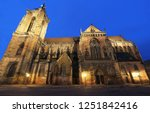 built between 1235 and 1365 in... | Shutterstock . vector #1251842416