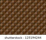 seamless brown background with... | Shutterstock . vector #125194244