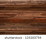wooden background. the texture... | Shutterstock .eps vector #125203754