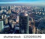 warsaw  poland   november 27 ... | Shutterstock . vector #1252050190