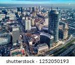 warsaw  poland   november 27 ... | Shutterstock . vector #1252050193