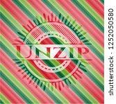 Unzip Christmas Colors Style...