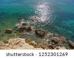 different views of the coast of ... | Shutterstock . vector #1252301269