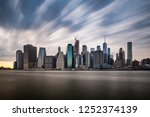 dark clouds comming quickly...   Shutterstock . vector #1252374139