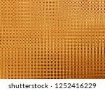 art abstract yellow brown... | Shutterstock . vector #1252416229