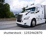 comfortable white modern bonnet ...   Shutterstock . vector #1252462870