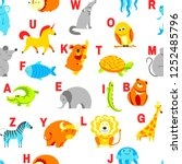 Alphabet Animals And Letters...