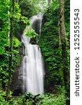 "tourist attraction ""oirase... | Shutterstock . vector #1252555543"
