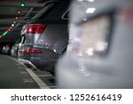 underground garage or modern... | Shutterstock . vector #1252616419