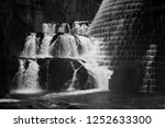 new croton dam  in westchester... | Shutterstock . vector #1252633300