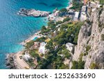 view of marina piccola  in... | Shutterstock . vector #1252633690