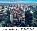 beautiful panoramic aerial... | Shutterstock . vector #1252669360