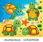 image with turtle theme 2  ...