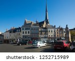 pithiviers  france   october 11 ... | Shutterstock . vector #1252715989