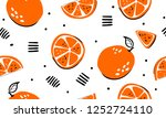 seamless bright light pattern... | Shutterstock .eps vector #1252724110