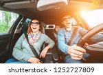 cheerful young traditional...   Shutterstock . vector #1252727809