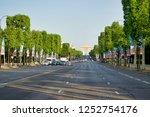 paris  france   may 26  2018 ... | Shutterstock . vector #1252754176