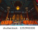 30 nov 2018   thailand wat... | Shutterstock . vector #1252903330