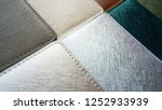 colorful leather ... | Shutterstock . vector #1252933939