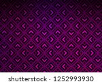 dark purple vector backdrop... | Shutterstock .eps vector #1252993930
