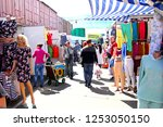 odessa  ukraine   05.16.2016.... | Shutterstock . vector #1253050150