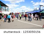 odessa  ukraine   05.16.2016.... | Shutterstock . vector #1253050156