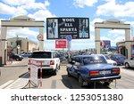odessa  ukraine   05.16.2016.... | Shutterstock . vector #1253051380