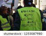 marseille  france   december 08 ...   Shutterstock . vector #1253087980