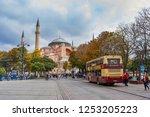 Istanbul  Turkey   Ocrober 12 ...