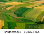 Green Fields Aerial View Befor...