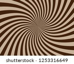 vector twist sunshine... | Shutterstock .eps vector #1253316649